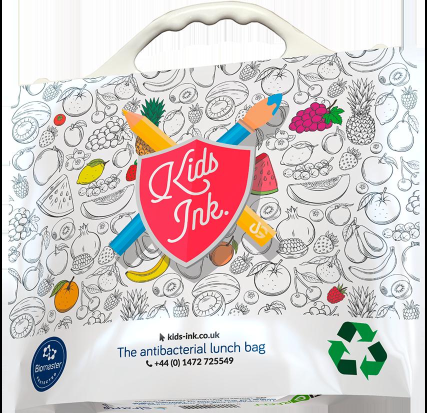 Kids Ink™ Hero Coolbag Design